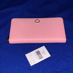 kate spade adel large continental wallet
